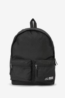 Рюкзак с двумя карманами