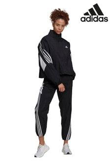 חליפת ספורט של adidas Sportswear דגם Gametime בצבע שחור