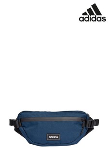 Темно-синяя сумка-кошелек на пояс adidas Urban