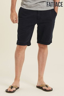 FatFace Blue Cove Flat Front Shorts
