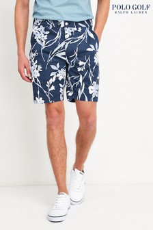 Polo Ralph Lauren Golf Navy Floral Chino Shorts