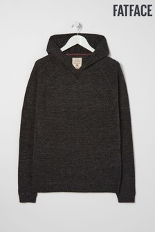FatFace Grey Seaford Cotton Hoody