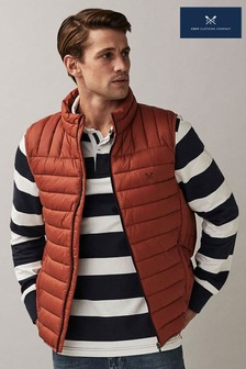Crew Clothing Company Lightweight Lowther Gilet