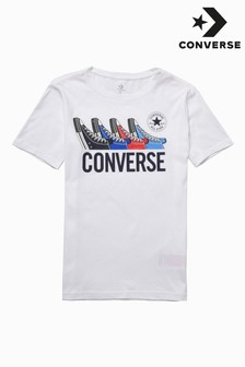 Converse マルチスニーカー T シャツ