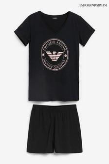 Emporio Armani Organic Cotton Pyjamas