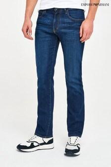 Emporio Armani J45 Regular Fit Jeans