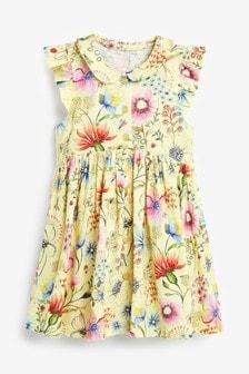 Kleid mit Kragen (3Monate bis 7Jahre)