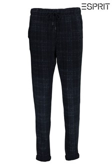 Esprit Blue Knitted Trousers