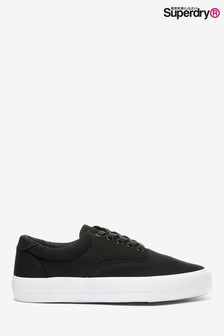Superdry Black Classic Trainers