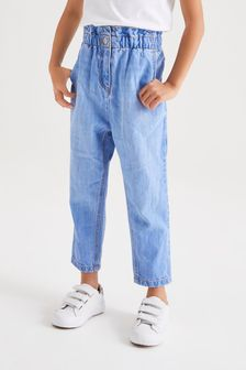 Gathered Waist Jeans (3-16yrs)