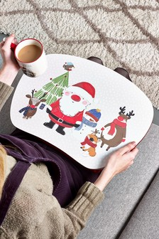 Santa & Friends Lap Tray