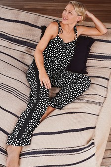 Пижама со звериным принтом Emma Willis