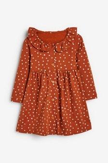 Spot Dress (3mths-7yrs)