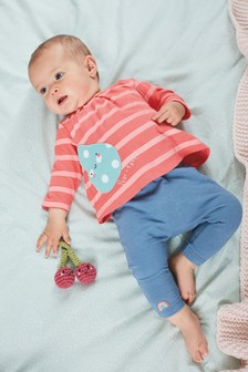 2 Piece Bright Pear Set (0mths-2yrs)