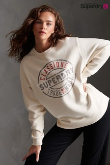 Superdry Workwear Crew Sweatshirt