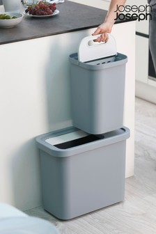 Joseph Joseph GoRecycle 46 Litre Recycling Collector And Caddy Bin Set