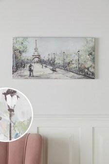 لوحة قماشية باريس