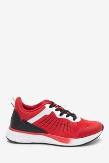 נעלי ספורט גמישות עם שרוכים (נוער)