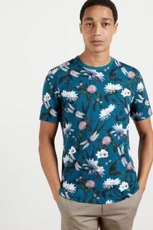 Ted Baker Jimbod Printed T-Shirt