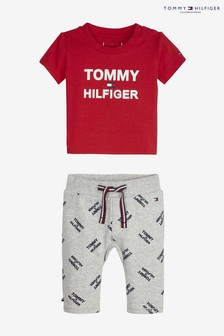 Tommy Hilfiger Baby Printed Set