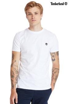 Timberland® Short Sleeve Dunstan River Crew Slim T-Shirt
