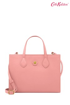 Cath Kidston® Leather Grab Cross Body Bag