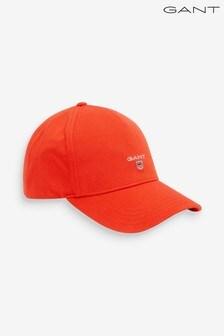 GANT Red Teen Boys Original Shield Cap