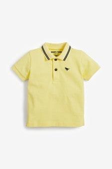 Рубашка поло с коротким рукавом (3 мес.-7 лет)