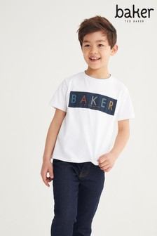 Baker by Ted Baker Graphic T-Shirt