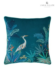 Sara Miller Heron Duvet Cover and Pillowcase Set