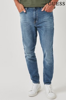 Guess Blue Wash Drake Regular Jeans