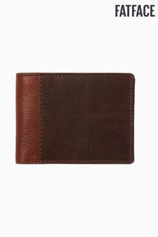 Brązowy portfel w bloki kolorów FatFace