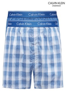 Calvin Klein set van twee geweven boxershorts