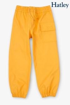 Pantalon de pluie Hatley jaune