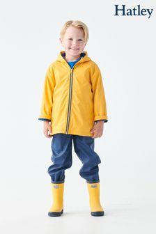 Pantalon imperméable Hatley bleu marine