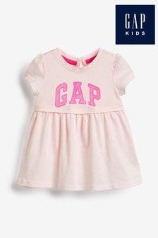 Розовое платье Gap