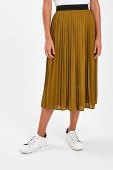 Żółta spódnica Masai Sunny