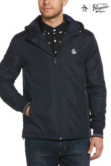 Original Penguin® Blue Wadded Ratner Jacket