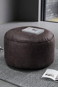 Monza人造皮Bronx軟躺椅