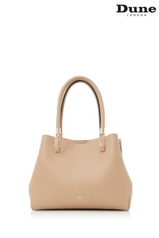Dune London Daurla Camel Synthetic Grab Bag