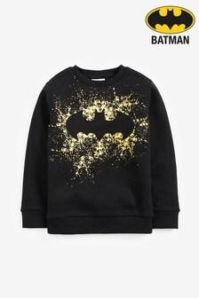 Batman® Splat Crew Neck Sweater (3-16yrs)