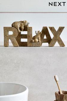 Bears Relax Word