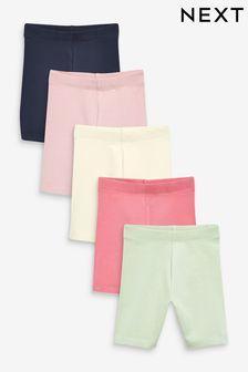 5 Pack Organic Cotton Shorts (3mths-7yrs) (819380) | $19 - $25