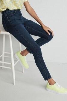 Super Soft Elasticated Waist Skinny Jeans