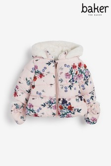 Baker by Ted Baker Floral Coat
