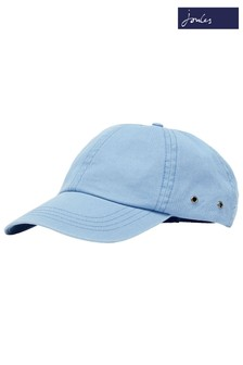 Joules Blue Stepney Baseball Cap
