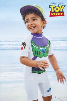 Buzz Lightyear Sunsafe Swimsuit (3mths-8yrs)