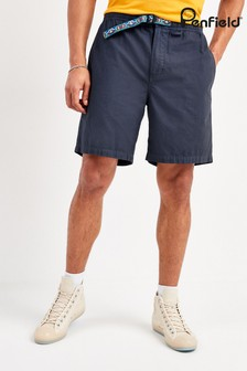 Penfield Navy Balcolm Shorts
