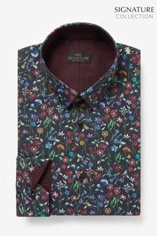 Signature Print Shirt