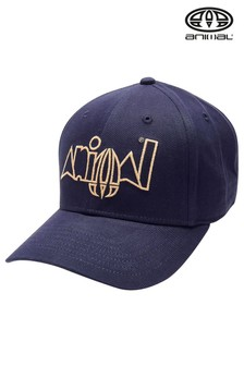 Animal Indigo Blue Revert Cap